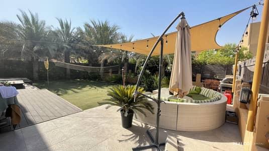 فیلا 3 غرف نوم للبيع في الفرجان، دبي - Corner. Highly upgraded garden.  VOT