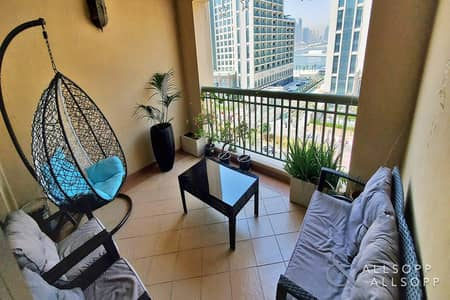 2 Bedroom Apartment for Rent in Palm Jumeirah, Dubai - Unfurnished | Two Beds | Spacious Living