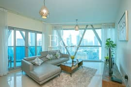 Fully furnished  | Mid Floor | DIFC view