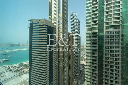 2 Bedroom Flat for Rent in Dubai Marina, Dubai - Exclusive: Available 24th June | High Floor