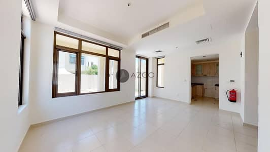 3 Bedroom Townhouse for Sale in Reem, Dubai - Corner Villa | Type A | Close to Pool