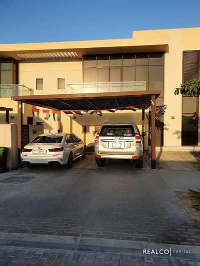 تاون هاوس 3 غرف نوم للبيع في داماك هيلز (أكويا من داماك)، دبي - THM Layout | 3 Bedroom | Close to Park