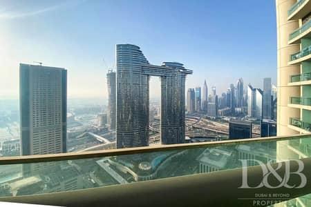 2 Bedroom Apartment for Rent in Downtown Dubai, Dubai - Spacious Unit | Chiller Free | 2 Bedroom