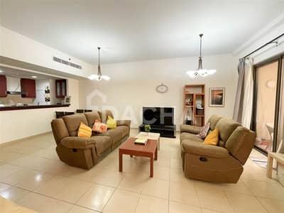 استوديو  للايجار في جميرا بيتش ريزيدنس، دبي - Landmark View / Modern Furniture / Vacant
