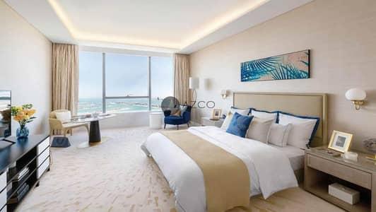 فلیٹ 1 غرفة نوم للبيع في نخلة جميرا، دبي - Calm and Tranquil Environment I Expansive Sea View
