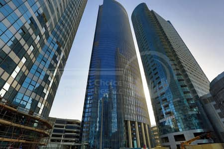 مکتب  للبيع في جزيرة الريم، أبوظبي - Perfect Time to Invest |  Sea and Community View
