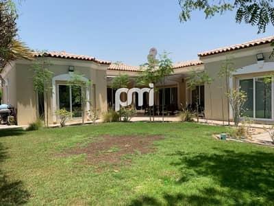 فیلا 4 غرف نوم للايجار في جرين كوميونيتي، دبي - Well maintained   4 BHK Bungalow   For Rent