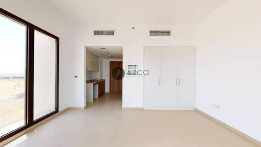 Studio for Rent in Town Square, Dubai - Brand new | Top floor | Keys on hand