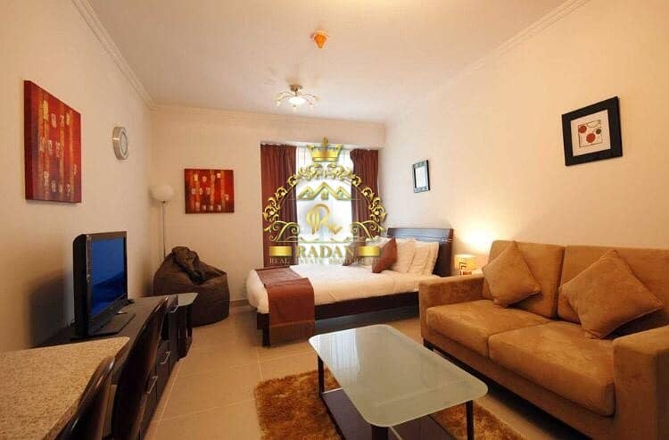 High Floor Apartment | Fully Furnished Studio For Rent