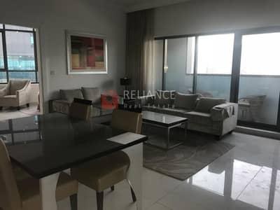 فلیٹ 1 غرفة نوم للايجار في الخليج التجاري، دبي - Furnished 1 Bedroom Apartment in Downtown Location