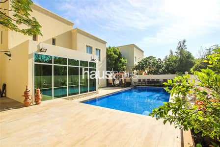 3 Bedroom Villa for Sale in The Meadows, Dubai - Exclusive   Genuine Listing   Upgraded + Extended