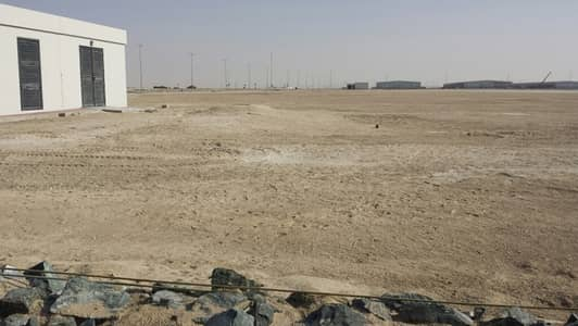 Industrial Land for Rent in Mussafah, Abu Dhabi - Mafraq