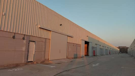 Warehouse for Rent in Mussafah, Abu Dhabi - Brand new Warehouse for rent Musafah