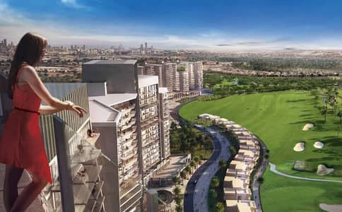 1 Bedroom Apartment for Sale in DAMAC Hills (Akoya by DAMAC), Dubai - Fully Furnished |No DLD Fee |4 Year No Service Fee | luxury  apartment