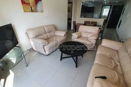 2 Bedroom Apartment for Rent in Jumeirah Village Circle (JVC), Dubai - Ready To Move Fully Furnished 2Br  Upto 12 Cheques