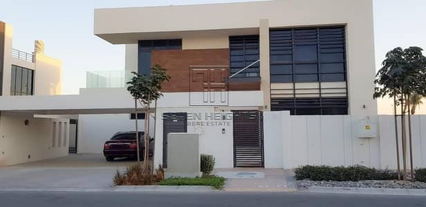 فیلا 4 غرف نوم للايجار في جزيرة ياس، أبوظبي - Luxury Villa 4BR+Maid & Study Room |Huge Terrace !