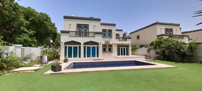 5 Bedroom Villa for Rent in Jumeirah Park, Dubai - 5 Bedroom   Huge Plot   Vacant Soon   Dist 1