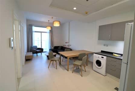 شقة 1 غرفة نوم للايجار في الفرجان، دبي - Chiller Free | Furnished|Private Terrace