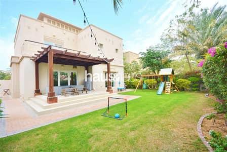 4 Bedroom Villa for Sale in The Lakes, Dubai - Superb upgrades   4 bedrooms   VOT