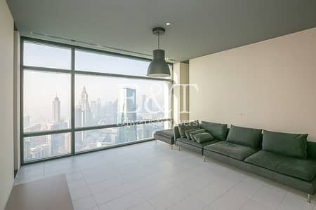 2 Bedroom Flat for Rent in DIFC, Dubai - Furnished | Seperate Utility | DIFC Gate view