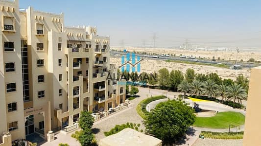 1 Bedroom Flat for Rent in Remraam, Dubai - Closed Kitchen/Beautiful View/With Balcony/Large Size For Rent In Al Ramth Remraam Dubai