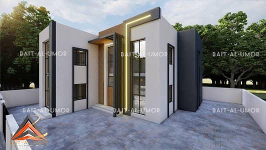 5 Bedroom Villa for Sale in Al Salamah, Umm Al Quwain - New villa for sale 5 roms