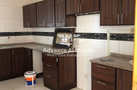 Spacious 3BHK+3Bath in Khalidiya near Sheraton Hotel for 90K!