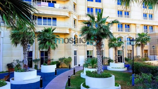 3 Bedroom Apartment for Rent in Al Badaa, Dubai - 3BR + Maid Apt. with shared pool and gym