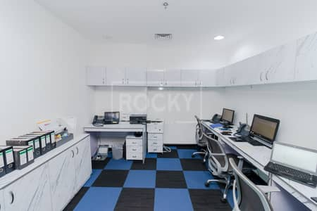 Office for Sale in Business Bay, Dubai - Fully Furnished | Office | 2 Parking | Al Manara Tower
