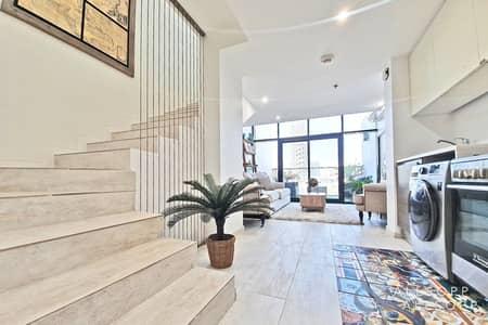 فلیٹ 1 غرفة نوم للبيع في قرية جميرا الدائرية، دبي - Duplex | Vacant Or Rented | 7.4% Net ROI