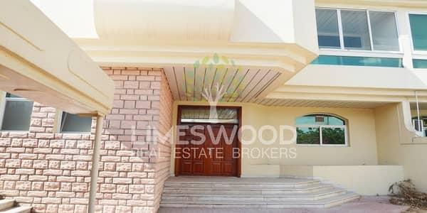 فیلا 3 غرف نوم للايجار في البدع، دبي - 3BR Villa Garden Near Iranian Hospital in Al Badaa