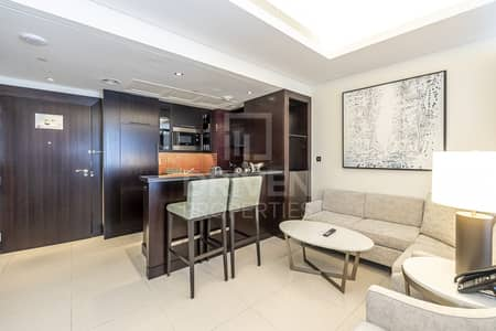 Studio for Rent in Downtown Dubai, Dubai - Luxurious Fully Furnished | Amazing View