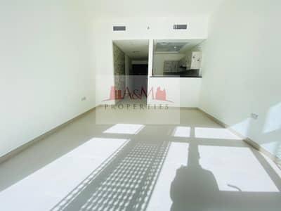 استوديو  للايجار في الطريق الشرقي، أبوظبي - FIRST TENANT. : Studio Apartment with all Facilities for AED 49