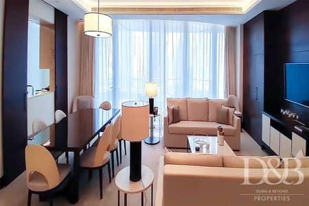 3 Bedroom Apartment for Rent in Downtown Dubai, Dubai - Vacant | Luxury 3 Bedrooms | Corner Unit