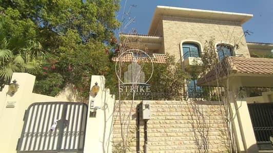 4 Bedroom Villa for Rent in Al Khalidiyah, Abu Dhabi - 4BHK  Sophisticated Villa  |  With Parking & Garden | Vacant