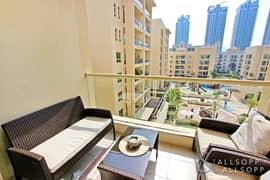 شقة في الثيال 3 الثيال الروضة 1 غرف 65000 درهم - 5180727