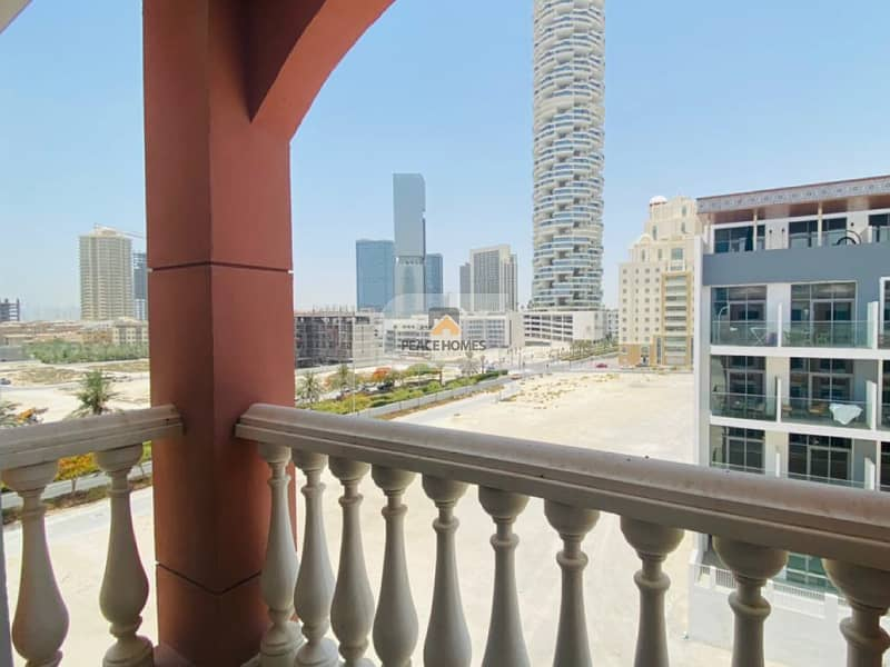 PAY 12CHQS-3750 MONTHLY   SPACIOUS 1BR   COMMUNITY VIEW   BALCONY @44999