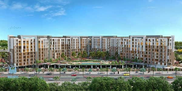 Studio for Sale in Dubailand, Dubai - BUY NOW YOUR OWN APARTMENT   INSTALLMENT TILL TWO YEARS 1% PER MONTH