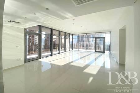 شقة 3 غرف نوم للبيع في وسط مدينة دبي، دبي - Balcony   Bright 3BR   Burj Khalifa View