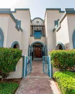 4 Bedroom Maid's Room + Driver's Room Aegean Style Semi Detached Townhouse
