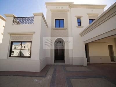 فیلا 4 غرف نوم للايجار في المرابع العربية 2، دبي - Vacant | Type 2 | Good Location | Large Plot Size