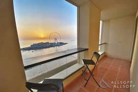شقة في رمال 5 رمال جميرا بيتش ريزيدنس 3 غرف 4500000 درهم - 5179406