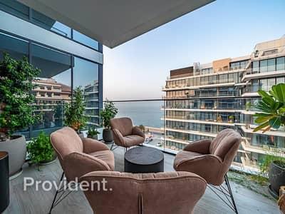 شقة 1 غرفة نوم للبيع في نخلة جميرا، دبي - Top Renovated   Smart Home System   Furnished