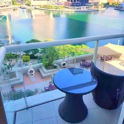 استوديو  للبيع في أبراج بحيرات الجميرا، دبي - Superb Low Lake View - Rented - Furnished