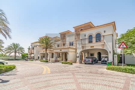 تاون هاوس 3 غرف نوم للايجار في عقارات جميرا للجولف، دبي - Single Row | Vacant | Call for Easy Viewing