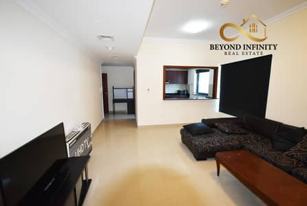 1 Bedroom Apartment for Rent in Dubai Marina, Dubai - Exclusive | 1BHK Furnished | chiller Free |12Chqs