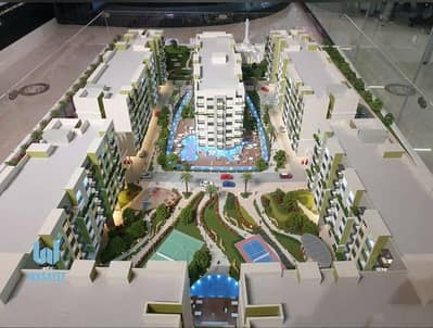 2 Bedroom Flat for Sale in International City, Dubai - SEMI FURNISHED /IDEAL LOCATION /CANAL VIEW.