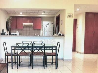فلیٹ 1 غرفة نوم للايجار في الروضة، دبي - Fully Furnished | Chiller Free | Vacant by Mid June