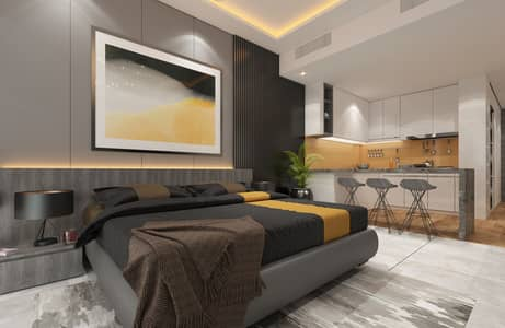 1 Bedroom Apartment for Sale in Dubai Residence Complex, Dubai - 4 years post handover payment plan