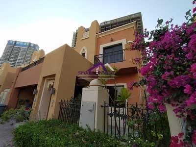 5 Bedroom Villa for Rent in Dubai Sports City, Dubai - Fully Furnished 5 BR + Maids room Villa for rent in Bloomingdale